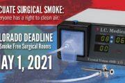 Colorado smoke evacuation law deadline May 1, 2021